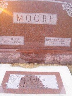 Beulah <i>Moore</i> Black