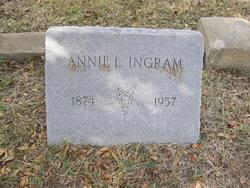 Annie E. Ingram