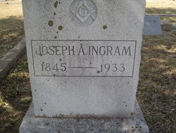 Joseph A. Ingram