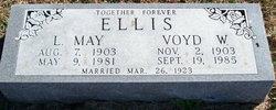 Lottie Mae <i>Kerns</i> Ellis