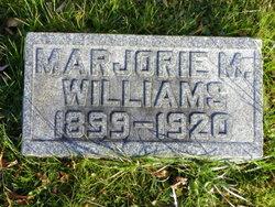 Marjorie Mary Williams