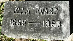 Ella A. Evard