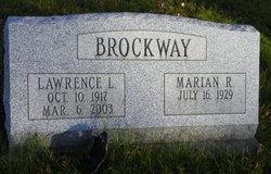 Marian R <i>Tisch</i> Brockway