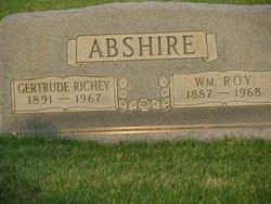 Gertrude <i>Richey</i> Abshire