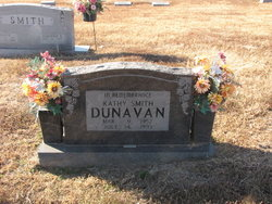 Kathy <i>Smith</i> Dunavan