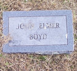 John Elmer Boyd
