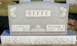 Olive Lucille <i>Rogers</i> Reffe