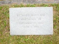 Richard Maynard Marshall, Jr