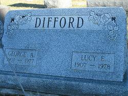 Lucy E <i>Creed</i> Difford