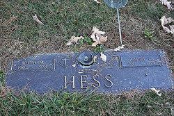 Ruth <i>Johnston</i> Hess