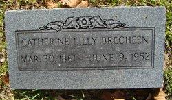 Catherine Augusta <i>Lilly</i> Brecheen