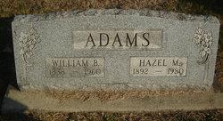 Hazel M. <i>Cates</i> Adams