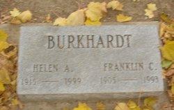 Franklin C Burkhardt