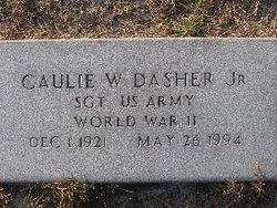 Caulie W. Dasher, Jr