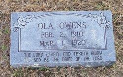 Ola Owens