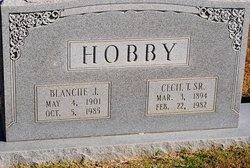 Cecil Thomas Hobby