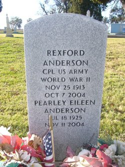 Mrs Pearley Eileen <i>Kennedy</i> Anderson
