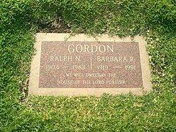 Barbara Jacqueline <i>Raymond</i> Gordon