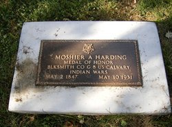 Mosher A. Harding