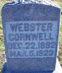 Webster Cornwell
