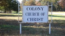 Colony Church Of Christ Cemetery
