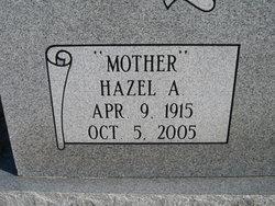 Hazel Armstrong Thomas