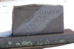 Bertie V <i>Langston</i> Clements