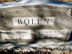 Benjamin Morgan Bolen