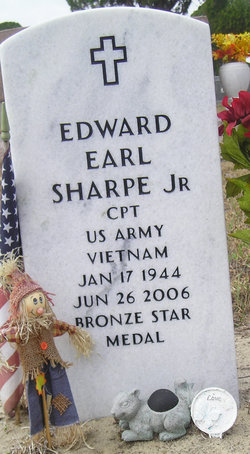 Edward Earl Eddie Sharpe, Jr