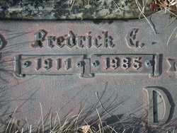 Frederick Eugene Davis