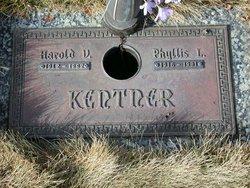 Phyllis Leola <i>Davis</i> Kentner