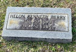 Helon <i>Kennedy</i> Berry