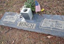 Rubye Leigh <i>May Brann</i> Bunch