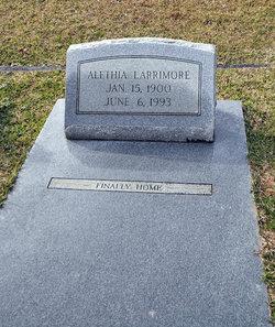 Alethia Larrimore