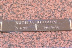 Ruth C Johnson