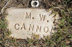 Michael Wayne Cannon