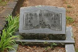 Arvie May <i>Doster</i> Arthur