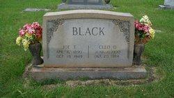 Joseph Thomas Black