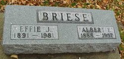Effie Josephine <i>Condon</i> Briese