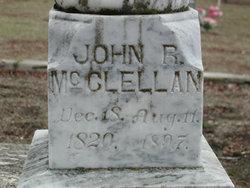 John Russell McClellan