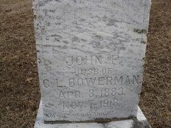 John P. Bowerman