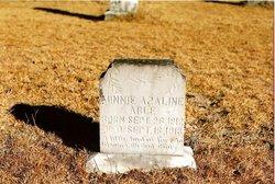 Minnie Azaline Able