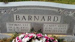 Thomas Lee Barnard