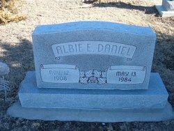 Albie E. Daniel
