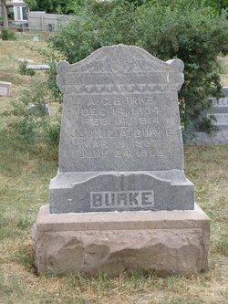August Gustaf Gus Burke