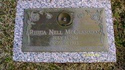 Rheua Nell <i>Medaris</i> McClanahan