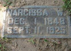 Narcissa W. <i>Bowles</i> Beckett