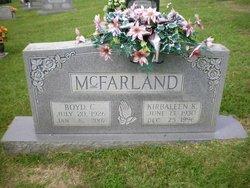 Boyd Carl McFarland