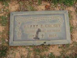 Harry Edward Crosby