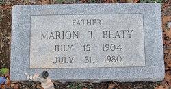 Marion Thomas Beaty